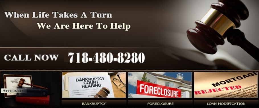 Queens Attorney Bankruptcy Foreclosure Help